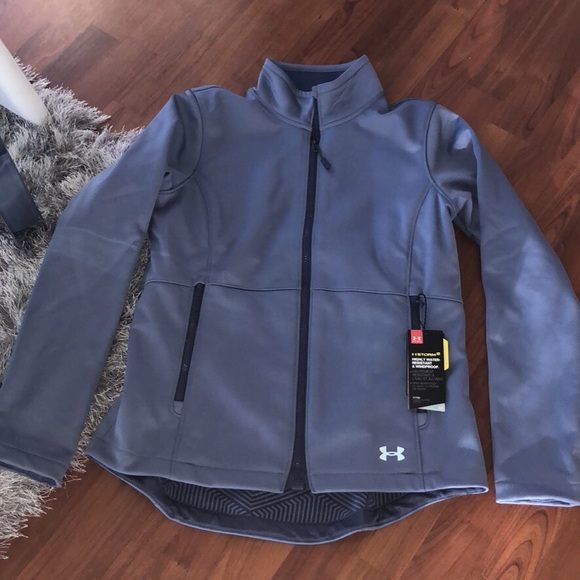 Under Armour Jackets Coats Coldgear Infrared Softershell Jacket